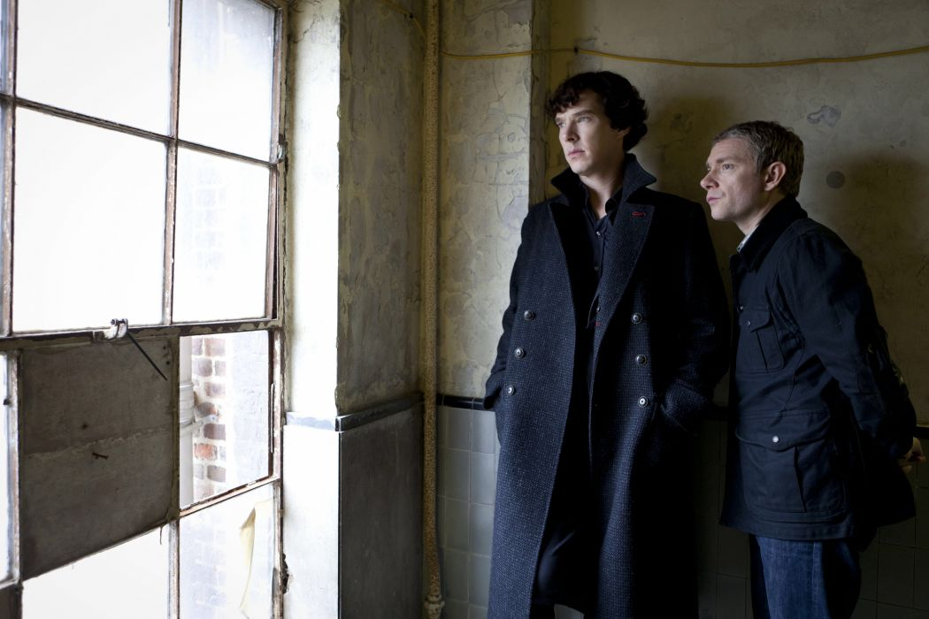 SHERLOCK crime drama mystery series bbc wallpaper