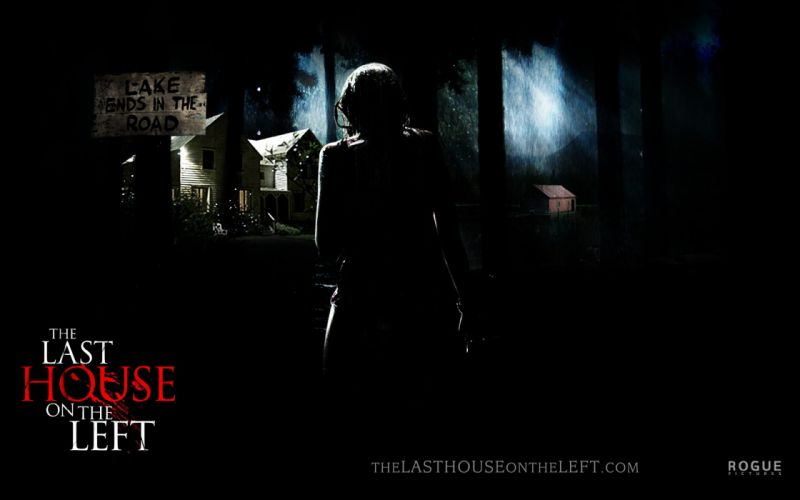 LAST HOUSE LEFT horror crime drama wallpaper