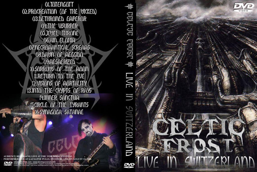 CELTIC FROST extreme metal experimental black heavy wallpaper