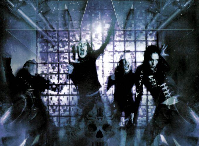 DEATHSTARS Industrial metal gothic heavy wallpaper