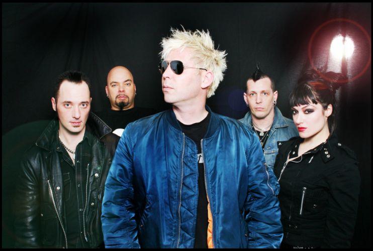 KMFDM industrial metal rock electro wallpaper