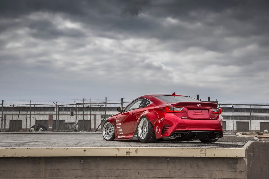 Lexus nrc350 rc-f RC-F GT3 tuning SEMA 2014 cars wallpaper