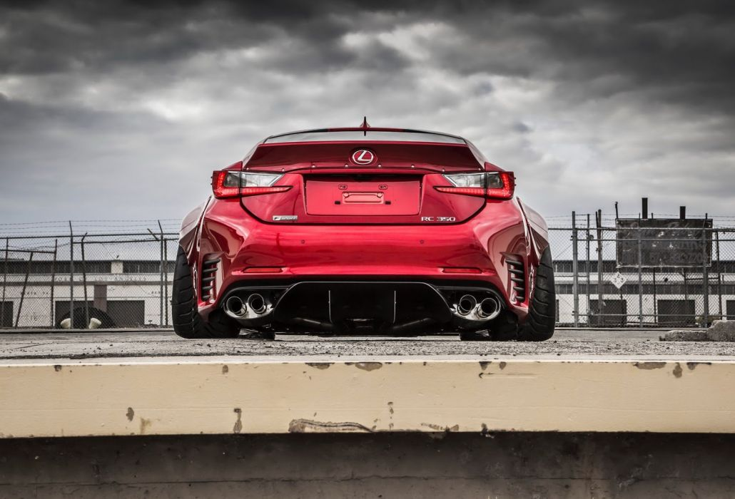 Lexus nrc350 rc-f RC-F GT3 tuning SEMA 2014 cars wallpaper