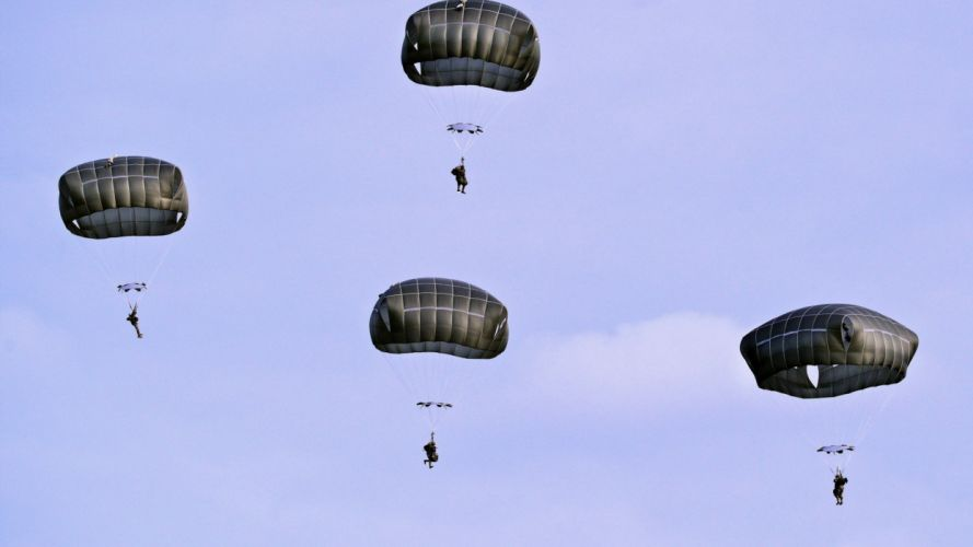 military army paratrooper wallpaper