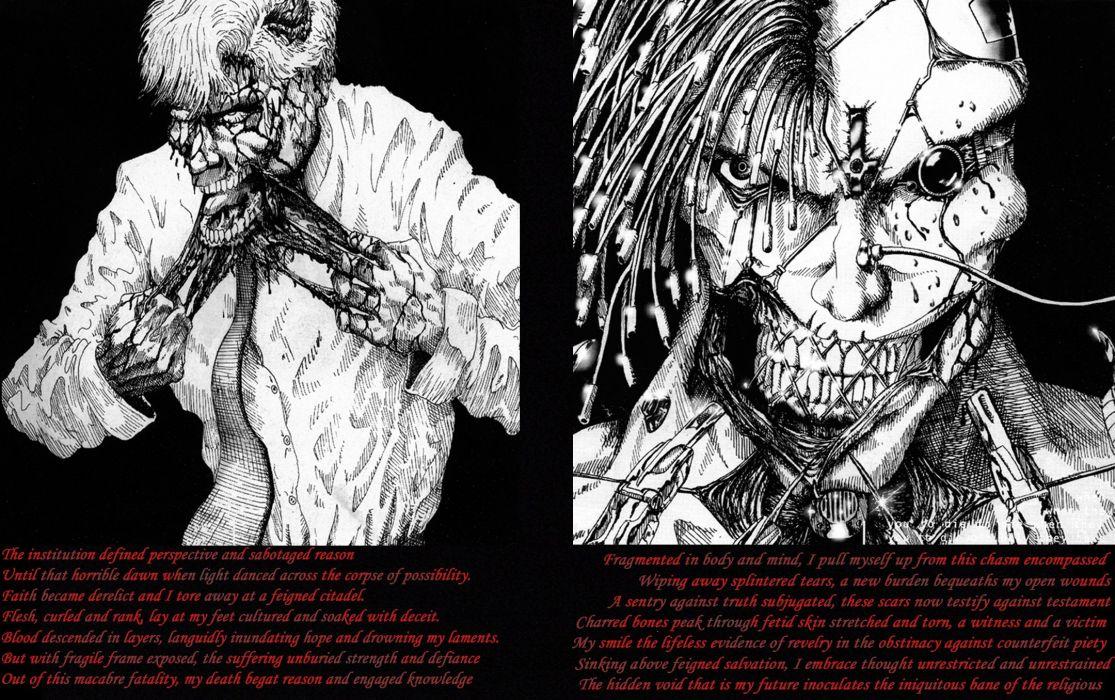VELVET ACID CHRIST Electro industrial trance darkwave dark evil wallpaper