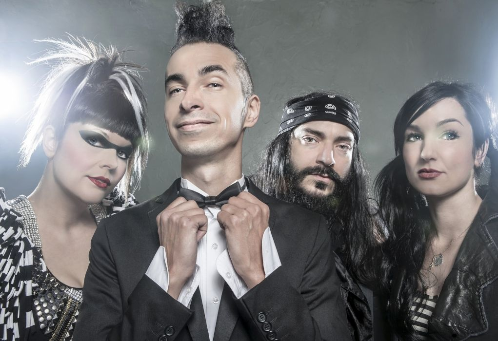 MINDLESS SELF INDULGENCE msi synthpunk industrial rock electronic hip hop new wave wallpaper