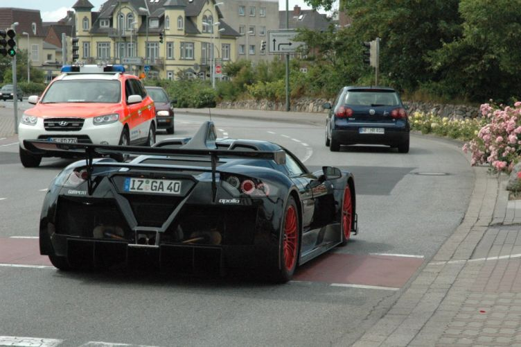 apollo gumpert supercars cars wallpaper