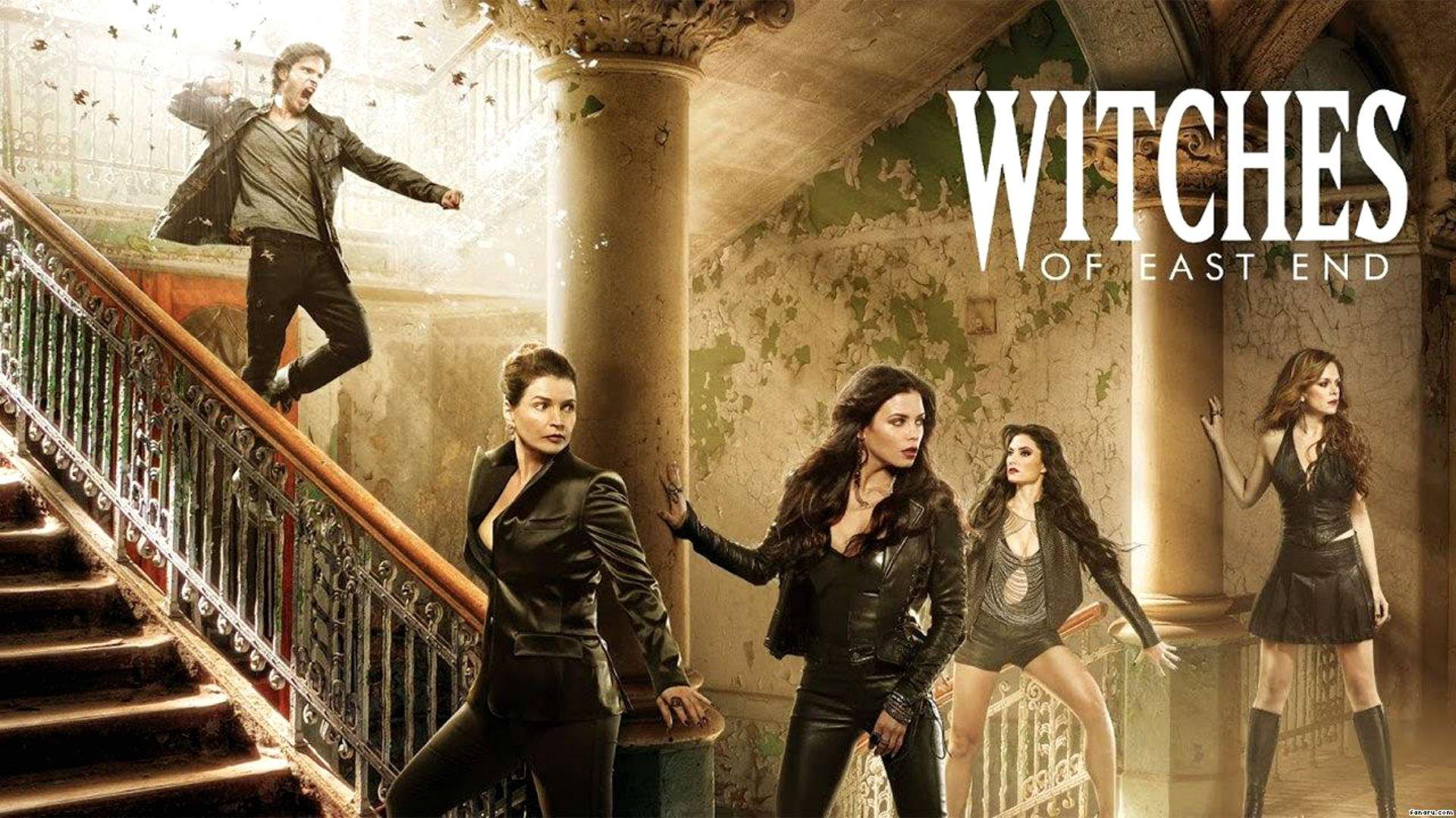 Скачать сериал ведьмы ист-энда 2 сезон через торрент