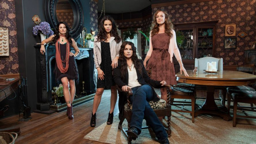 WITCHES EAST END drama witch series supernatural wallpaper