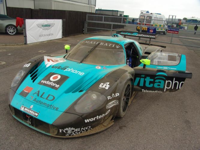 maserati mc12 corsa-gt race cars wallpaper