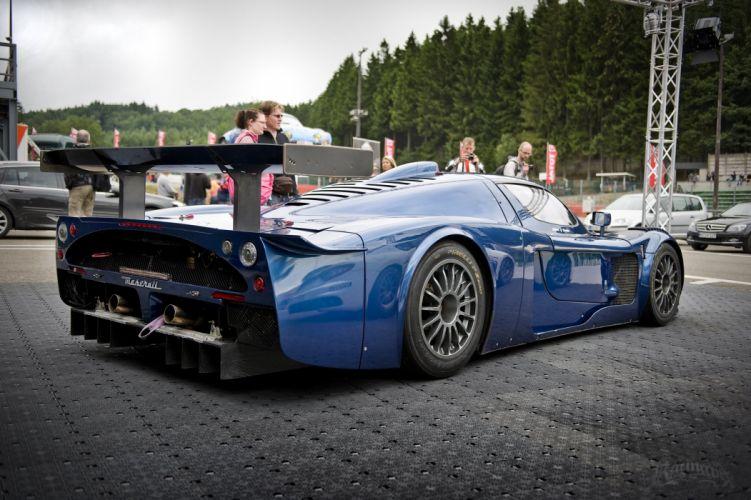 maserati mc12 corsa race cars wallpaper