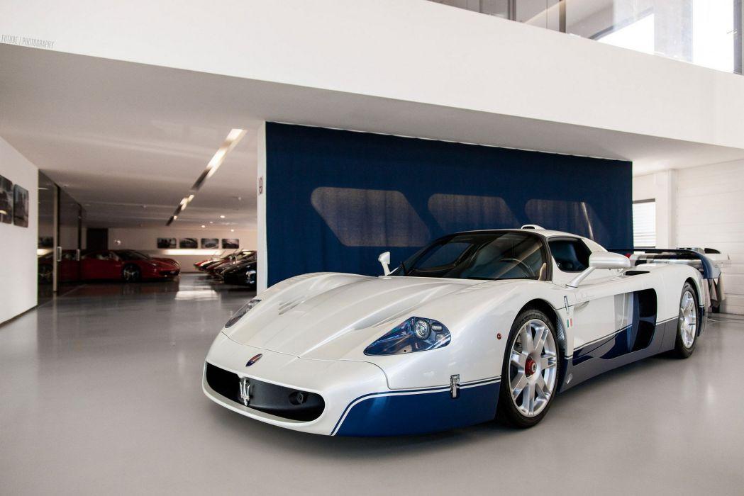 maserati mc12 cars supercars wallpaper