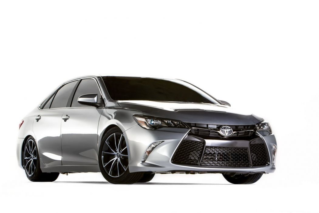 Toyota Camry cars 2014 SEMA tuning wallpaper