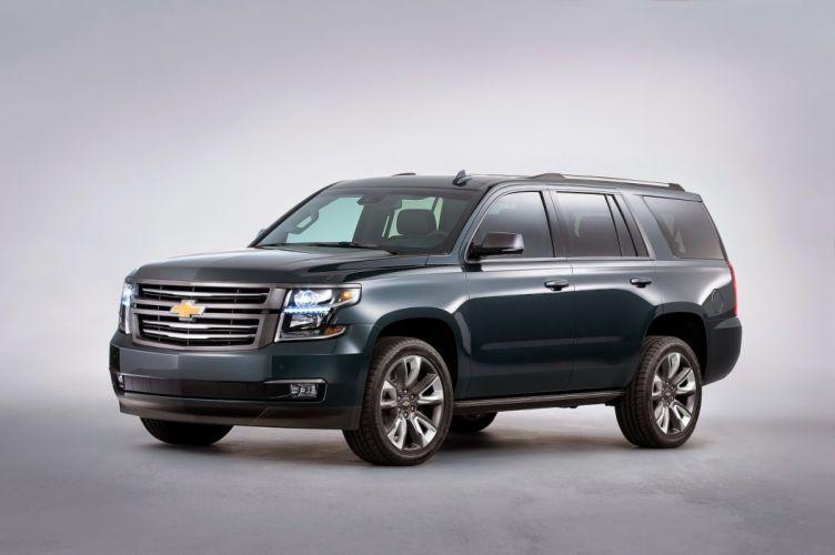 Chevrolet Tahoe Premium Outdoors concept suv tuning SEMA 2014 wallpaper