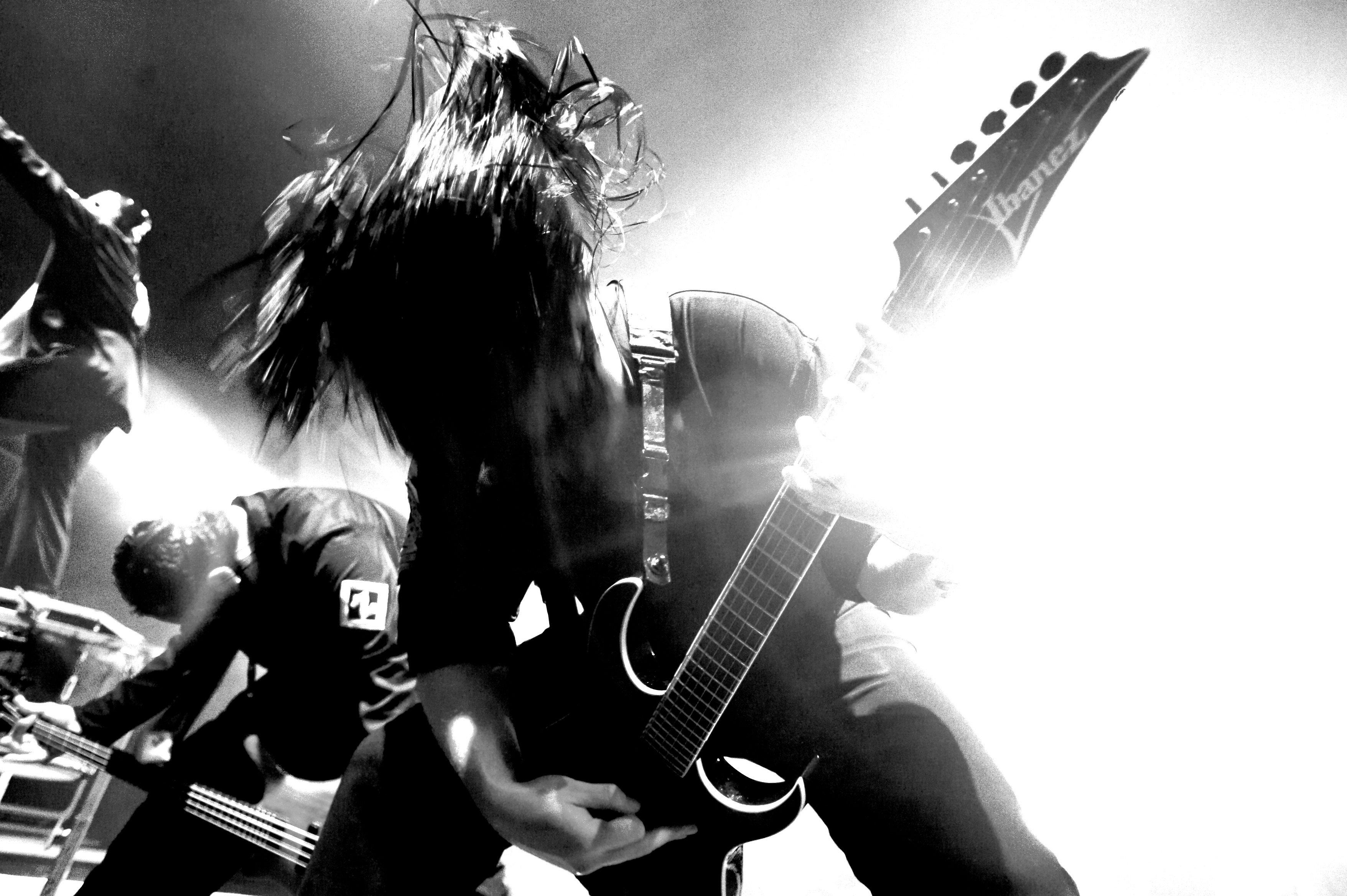 Slipknot Nu Metal Groove Metal Heavy Guitar Concert Wallpaper 3512x2336 506780 Wallpaperup