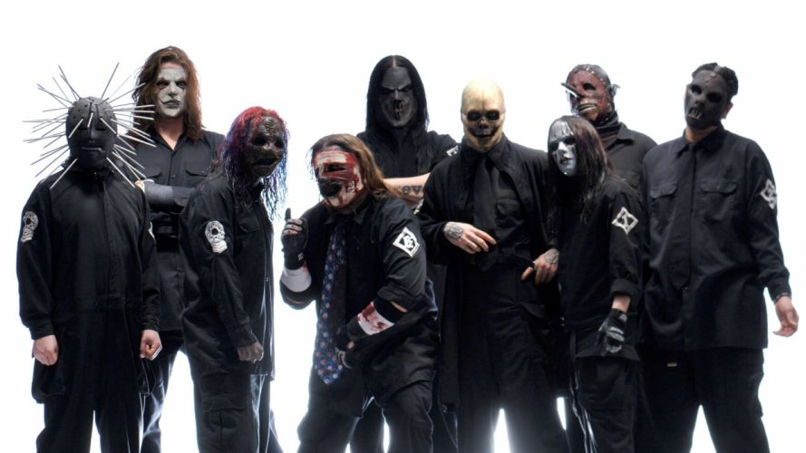 SLIPKNOT nu-metal groove metal heavy wallpaper
