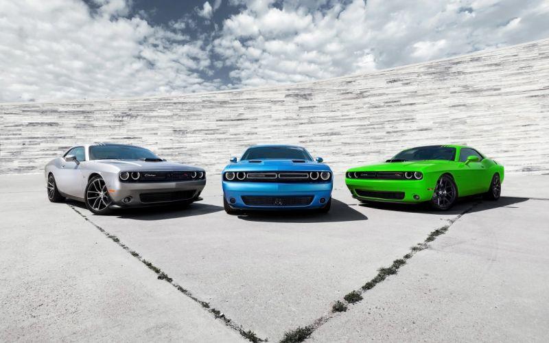 2015 dodge challenger cars-2560x1600 wallpaper