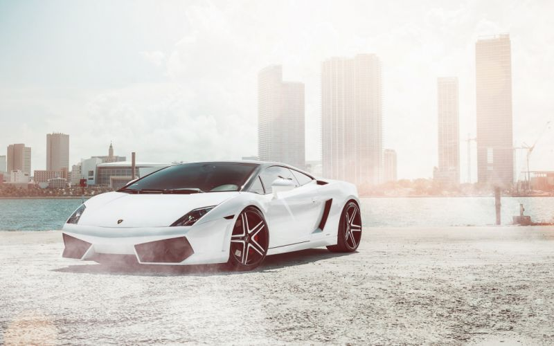 lamborghini gallardo supercar-2880x1800 wallpaper