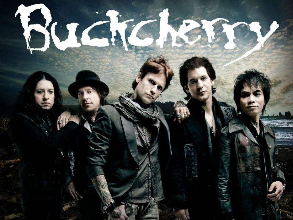 BUCKCHERRY glam metal hard rock alternative heavy wallpaper