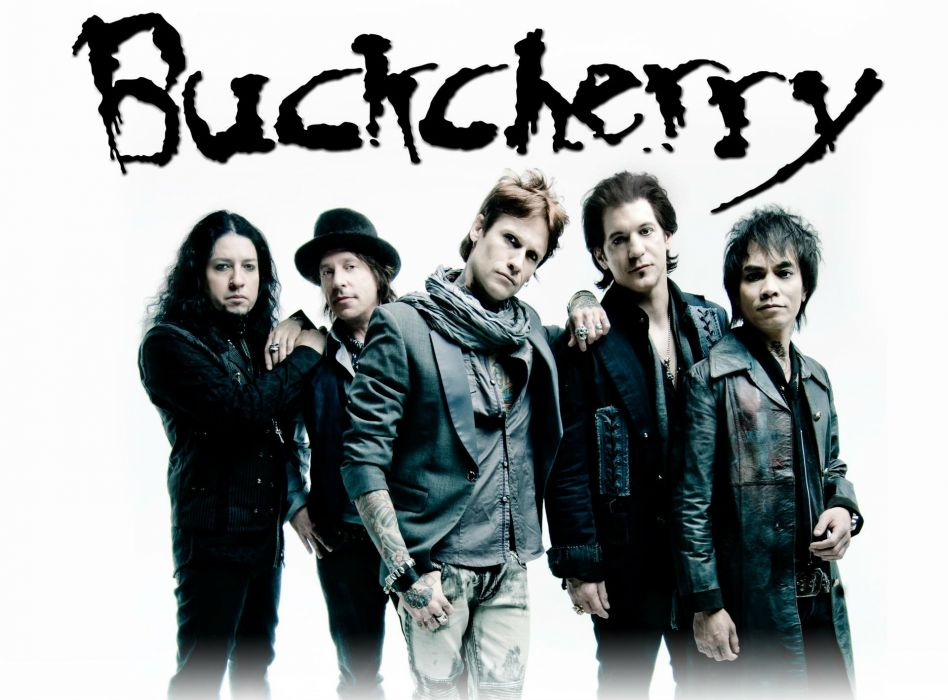 BUCKCHERRY glam metal hard rock alternative heavy wallpaper