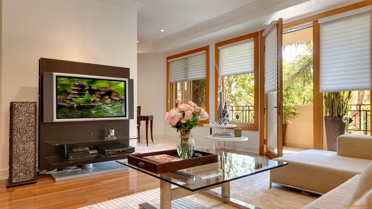 interior house room living room design arhitecture wallpaper