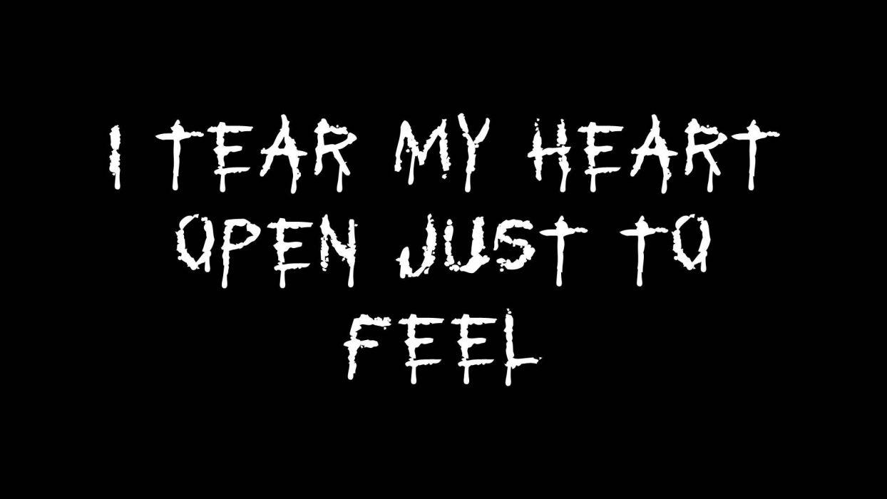 PAPA ROACH nu-metal metal heavy rap rapper dark mood wallpaper
