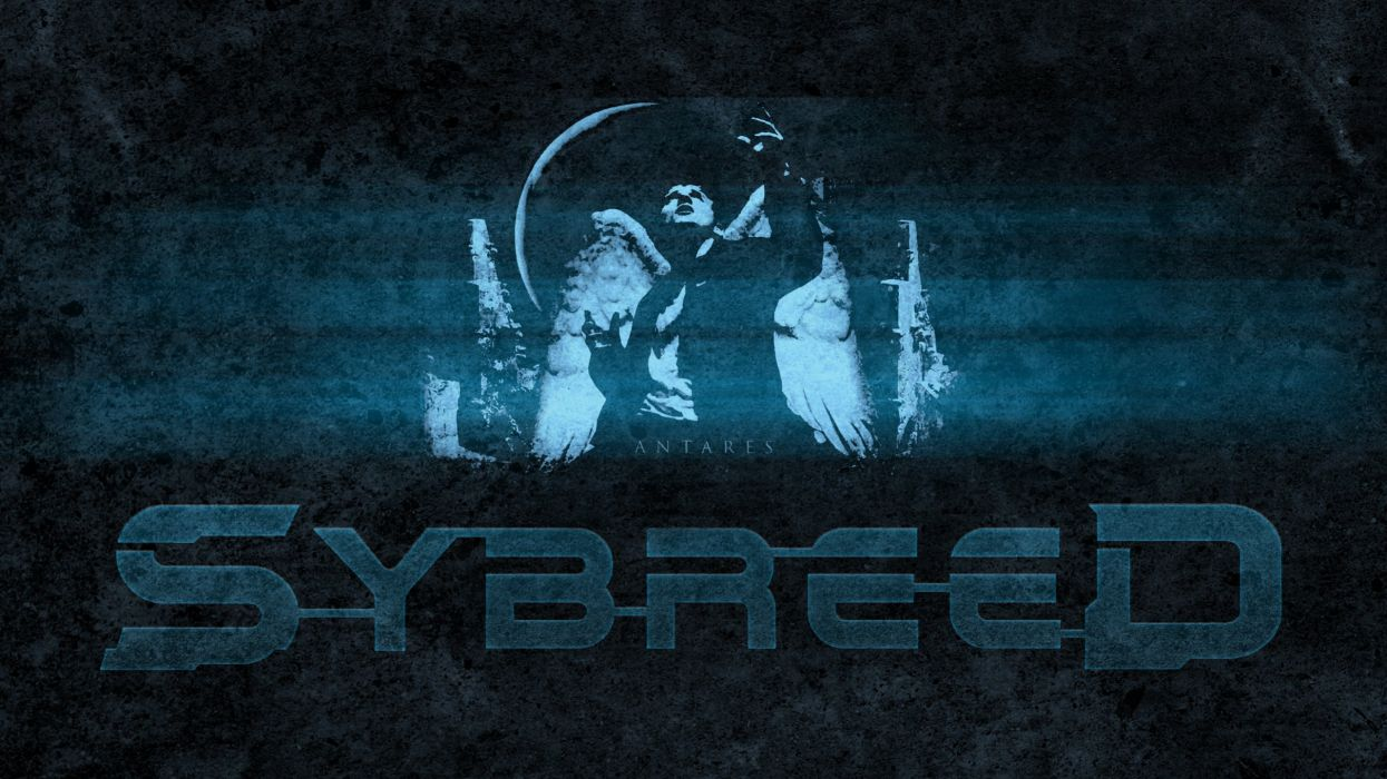 SYBREED industrial metal groove heavy death melodic wallpaper