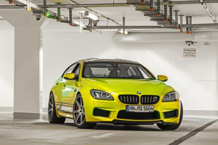 BMW-M6 Gran-Coupe cars tuning wallpaper