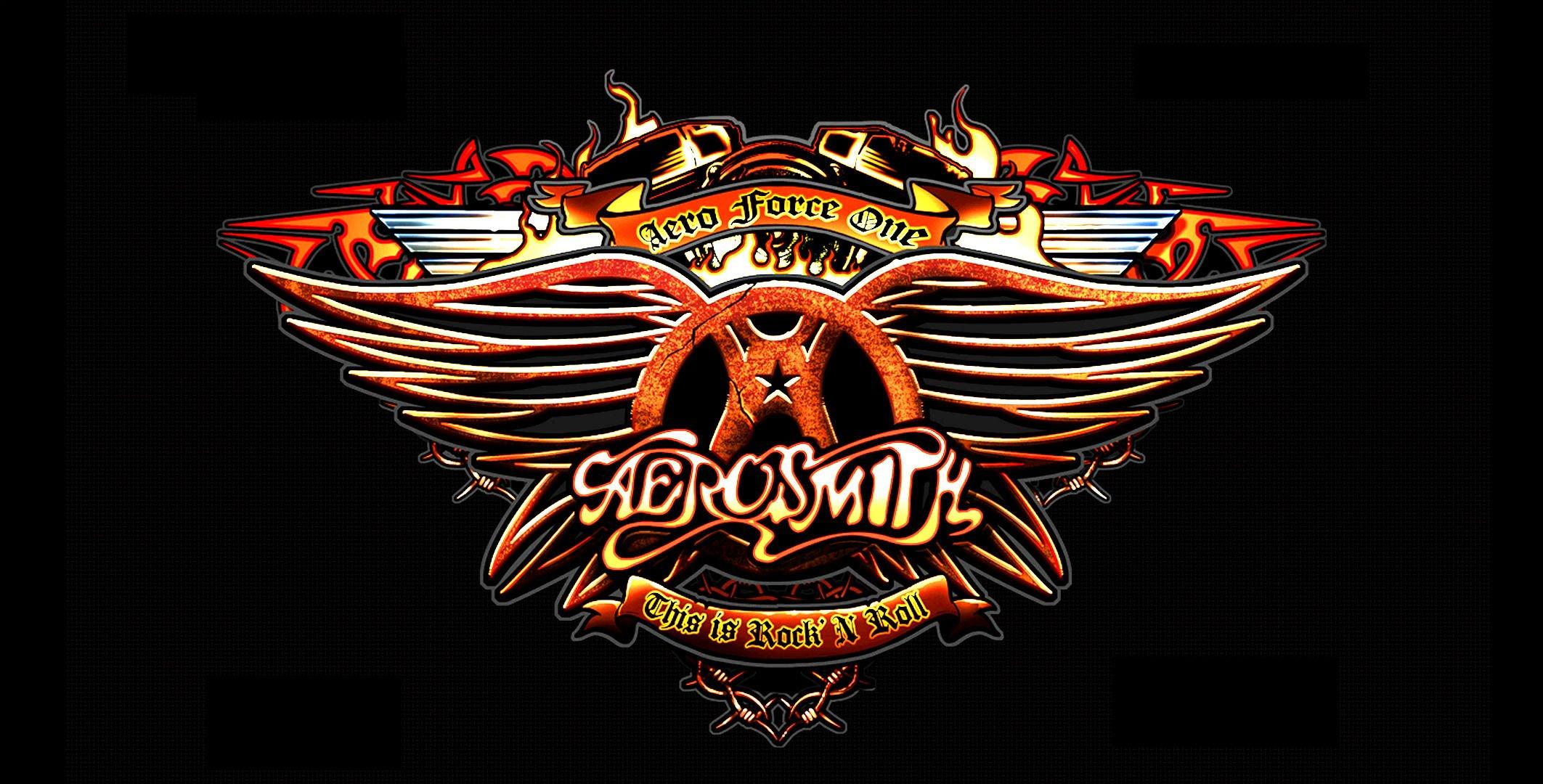 AEROSMITH Hard Rock Glam Heavy Metal Wallpaper