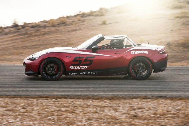 2015 Mazda Global MX-5 Cup-series cars sportcars japan roadster wallpaper