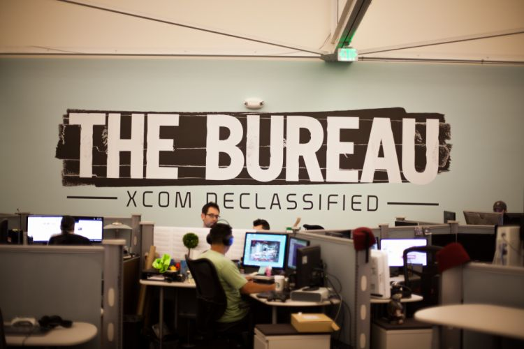 BUREAU XCOM DECLASSIFIED shooter sci-fi tactical wallpaper
