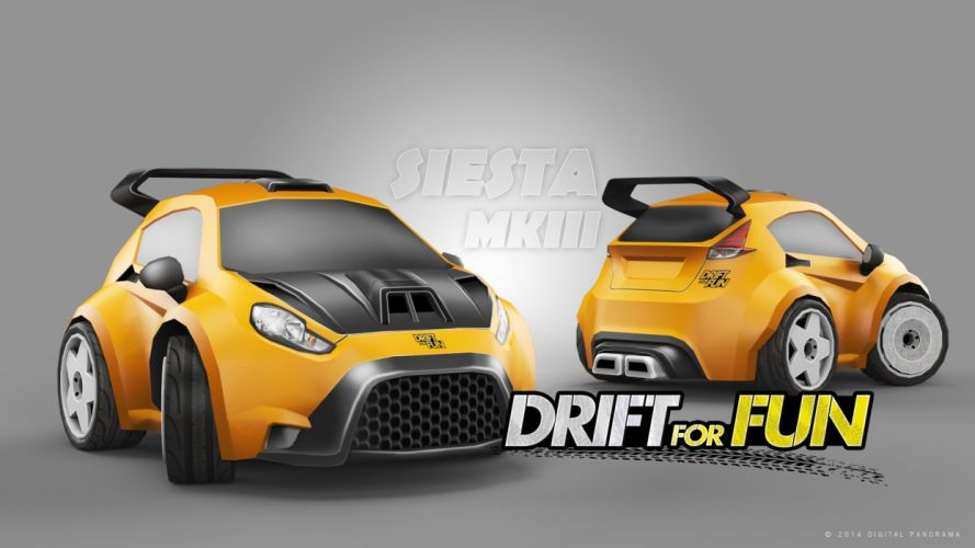 Drift for Fun Siesta MK III 3 android game racing video games wallpaper