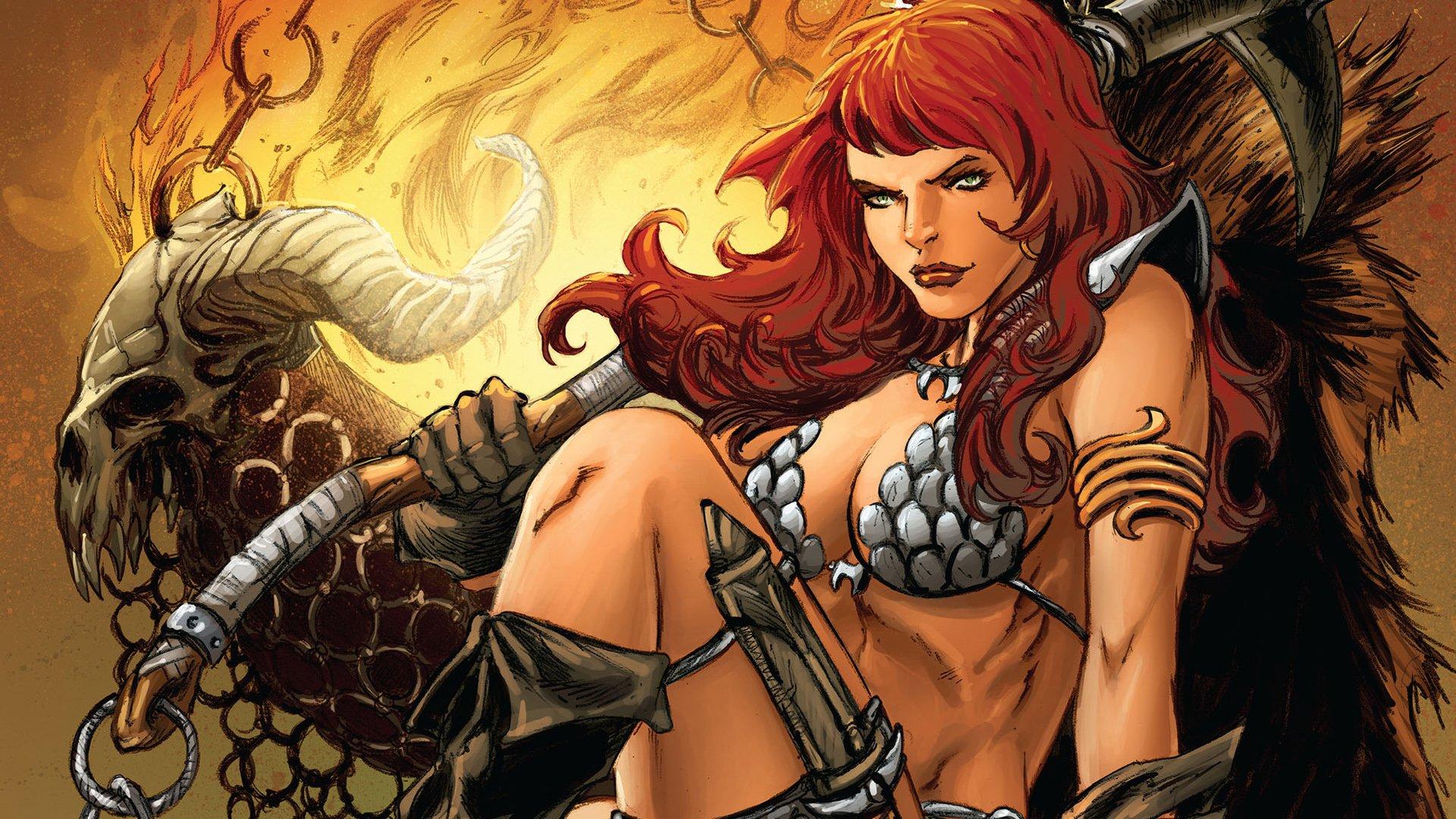Redhead Sonja