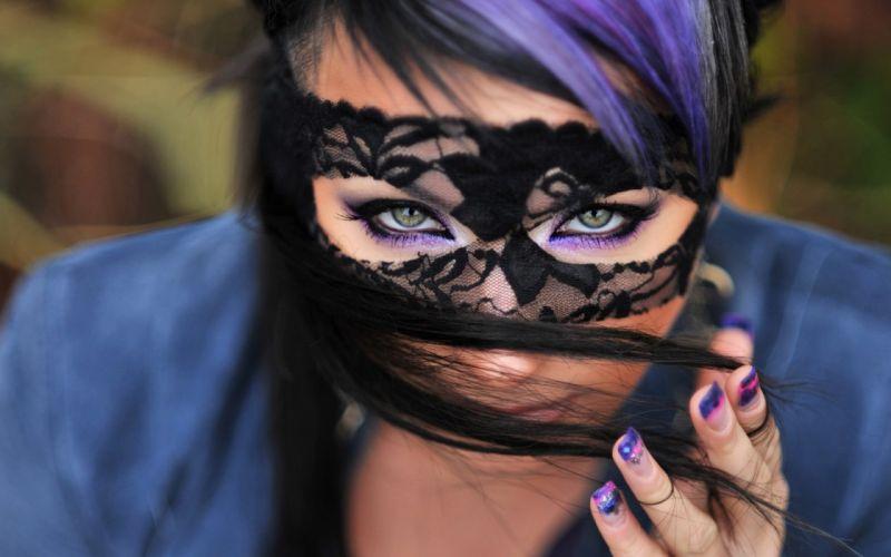 eye eyes woman makeup look face wallpaper