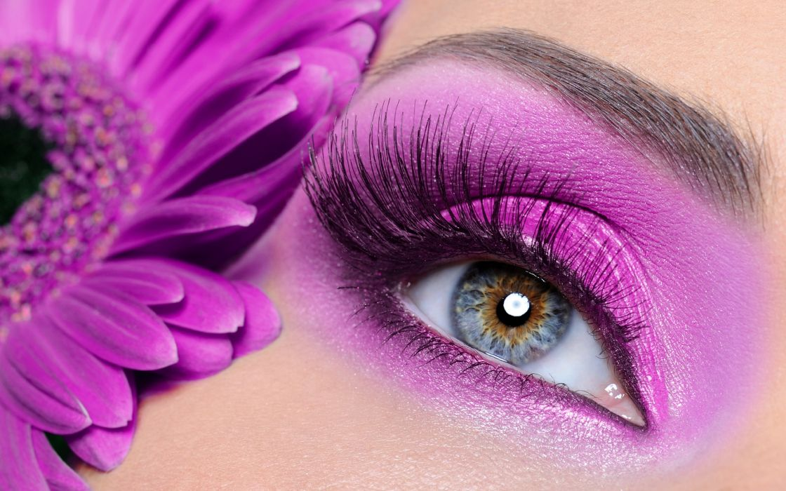 eye eyes woman makeup look face wallpaper