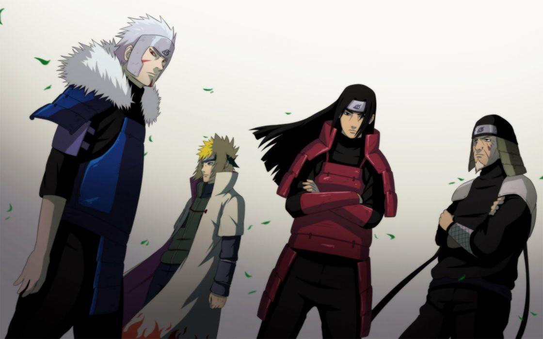Naruto Hokage Wallpaper 1920x1200 508151 Wallpaperup