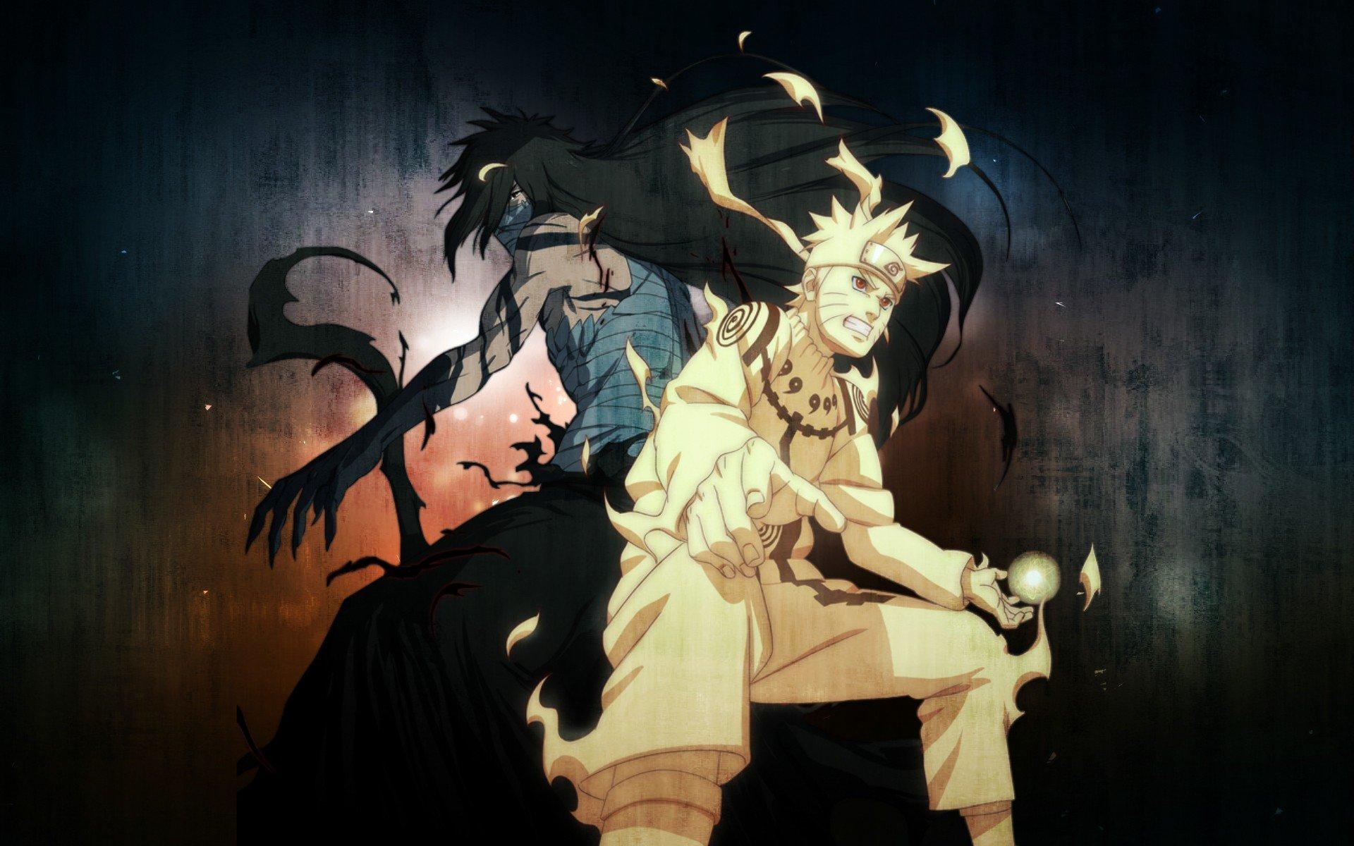 Bleach and Naruto wallpaper
