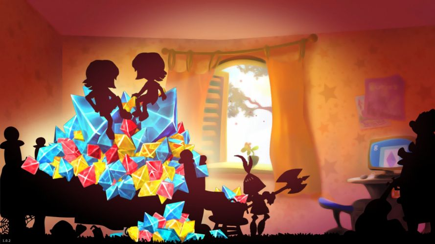 GIANA SISTERS platform puzzle adventure family fantasy wallpaper