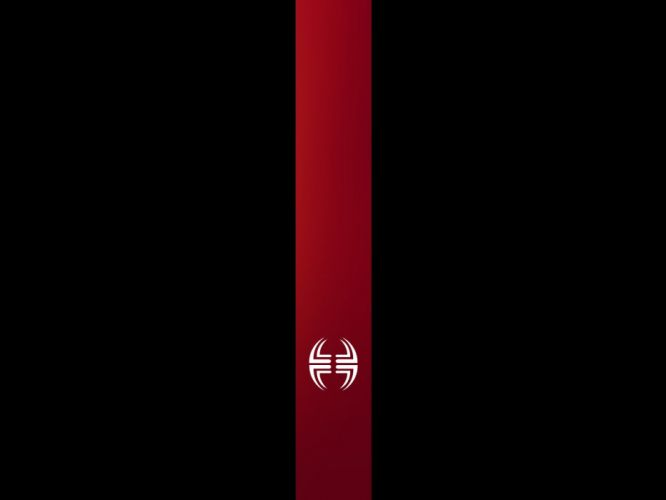 logo red abstract wallpaper