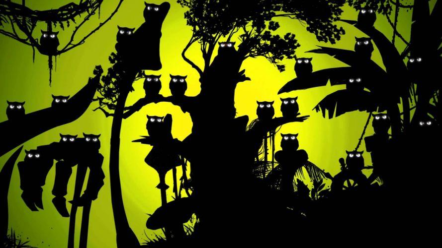 GIANA SISTERS platform puzzle adventure family fantasy owl wallpaper