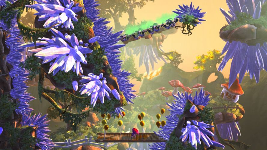 GIANA SISTERS platform puzzle adventure family fantasy wallpaper
