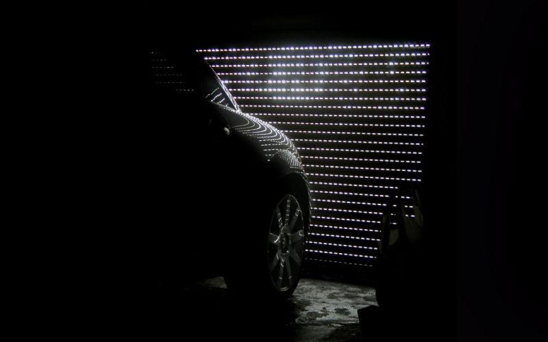 car bw wallpaper