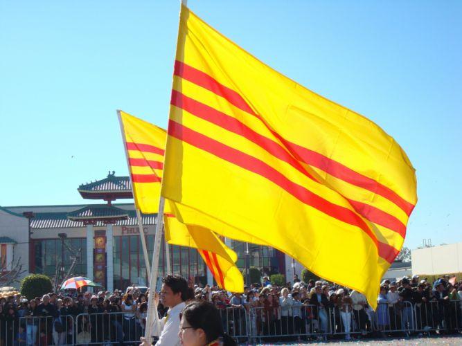 SOUTH VIETNAM FLAG flags vietnamese wallpaper