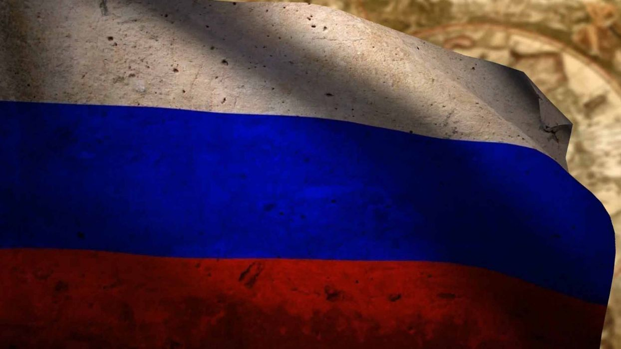 флаг россия flag Russia  № 2343684 без смс