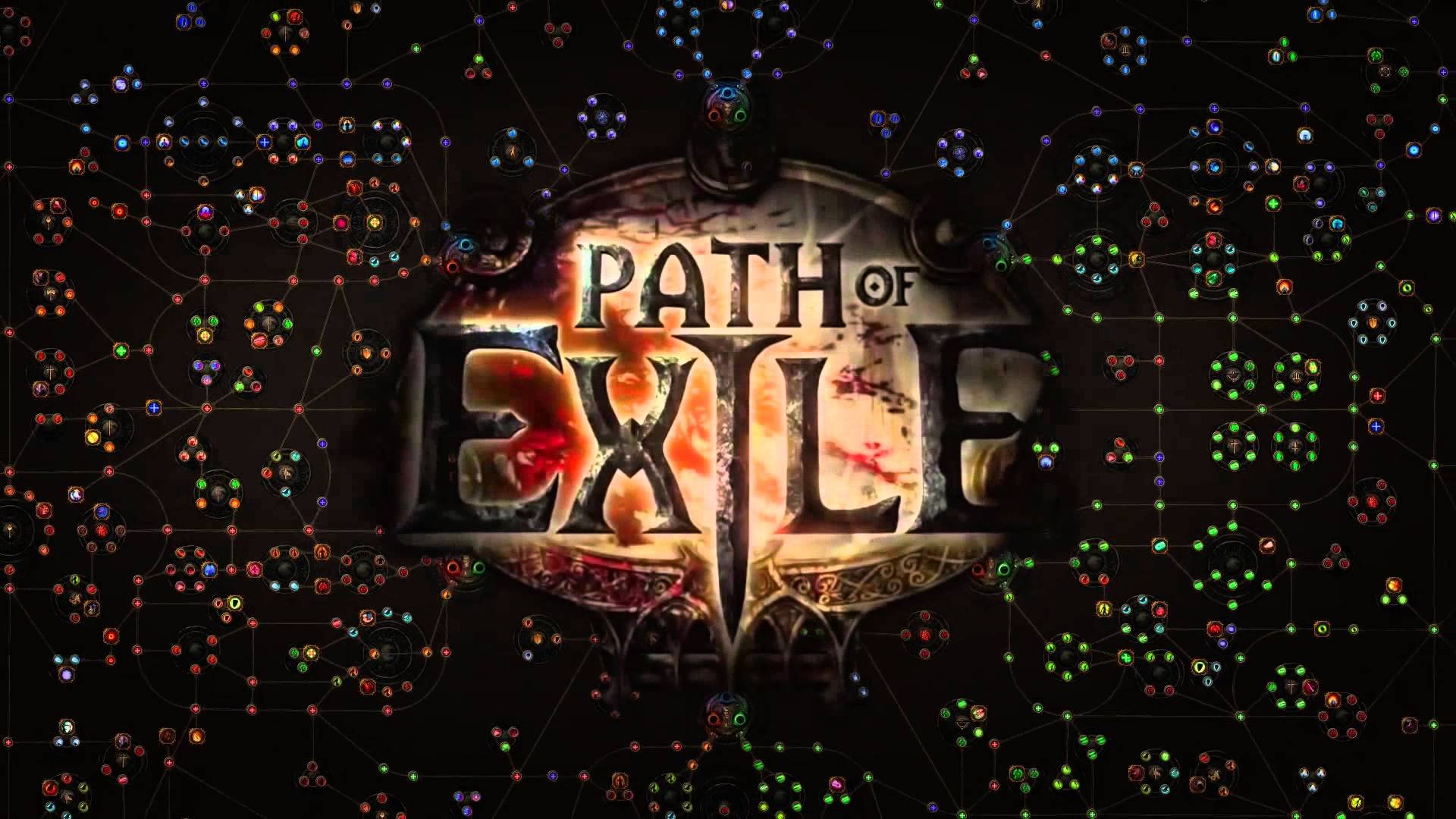 Path Of Exile Wallpaper: PATH OF EXILE Online Action Rpg Fantasy Fighting Wallpaper