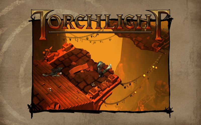 TORCHLIGHT action fighting fantasy rpg wallpaper