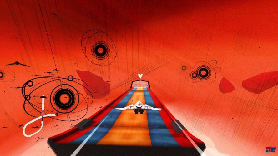 KRAUTSCAPE racing action race sci-fi wallpaper