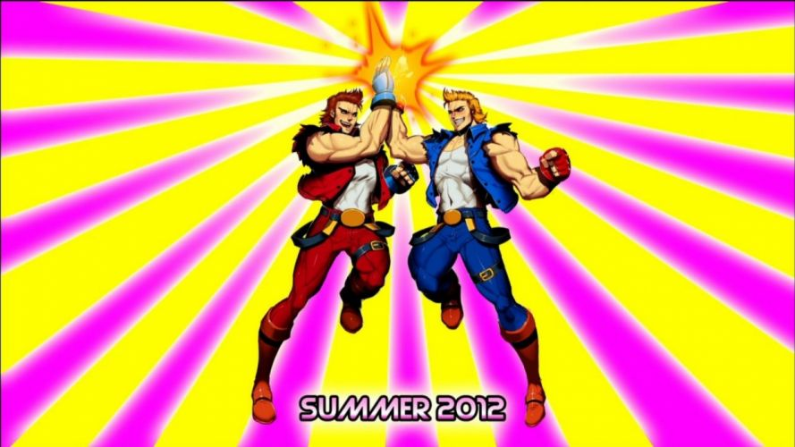 DOUBLE DRAGON fighting action martial wallpaper