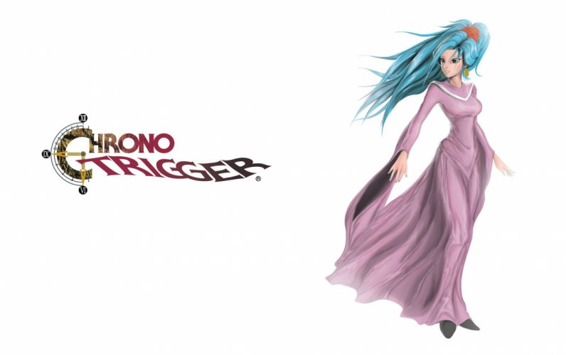 CHRONO TRIGGER rpg anime action fantasy wallpaper