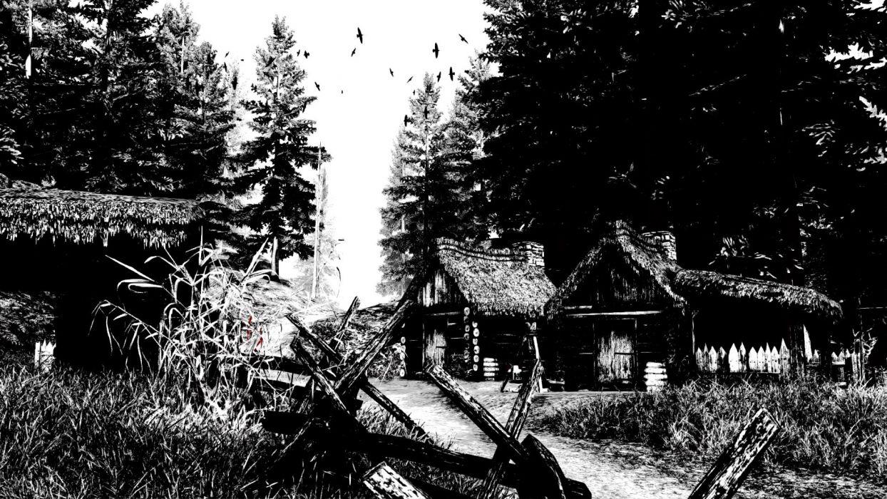 BETRAYER action adventure stealth horror fantasy wallpaper